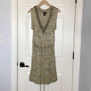 BCBG Knit Sweater Dress